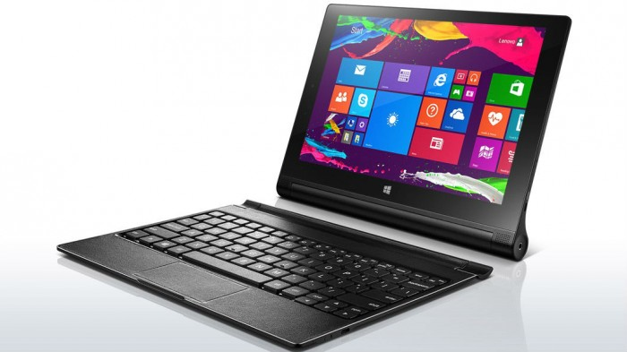 10″ Yoga Tablet 2 s Windows a LTE přichází do ČR