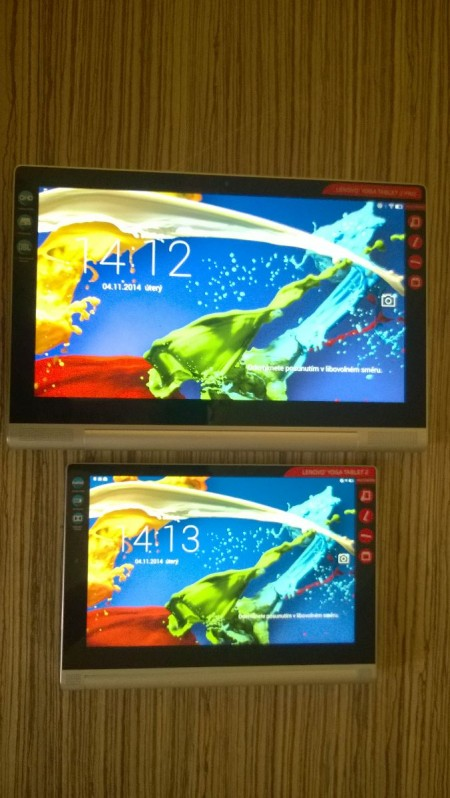 Yoga Tablet 2 a Pro