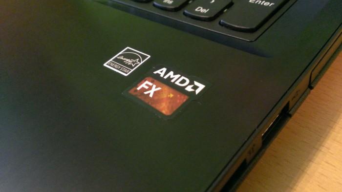 Lenovo Z50-75: temná strana síly (AMD)