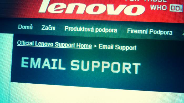 Emailová podpora pre zariadenia Idea