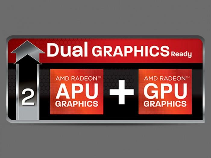 AMD Dual Graphics: ve dvou se to lépe táhne