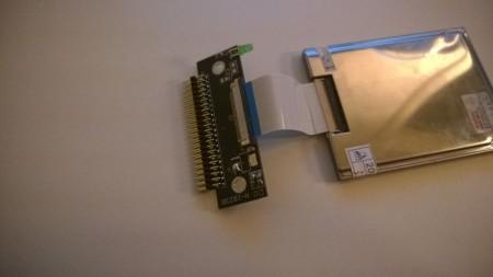 "1,8"" KingSpec SSD + adaptér"