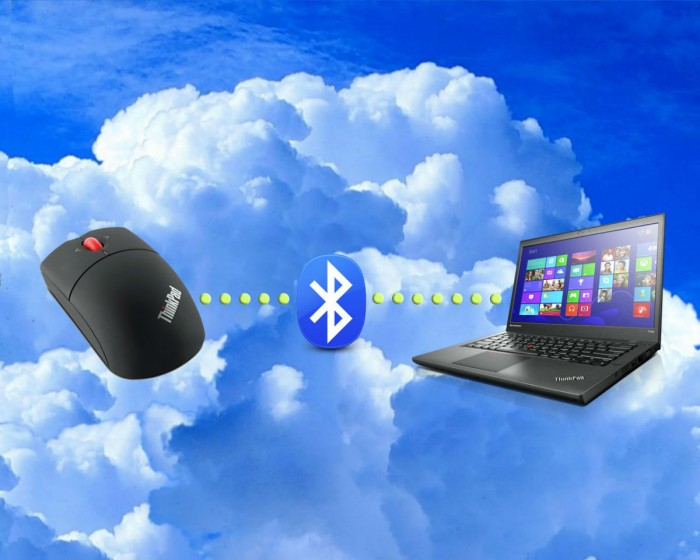 Řešení odpojování Bluetooth na notebooku