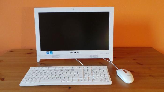 Lenovo C260: Dostupný a stylový All-in-One