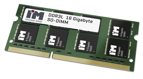 Nové ThinkPady podporují 16GB moduly RAM!