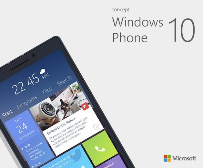 Windows Phone od společnosti Lenovo?