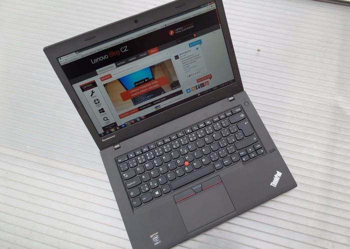 ThinkPad L450: Óda na radost