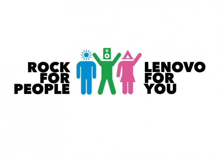 Rock for People: Lenovo for you a další…