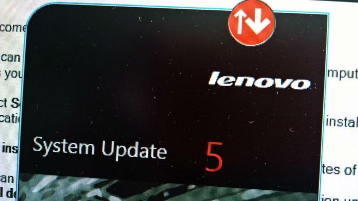 Bezpečnostní chyba System Update již byla opravena