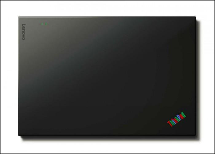 Barevné logo je silně spojené s dědictvím ThinkPad