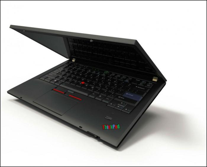 Design jasně vychází z milníku X300