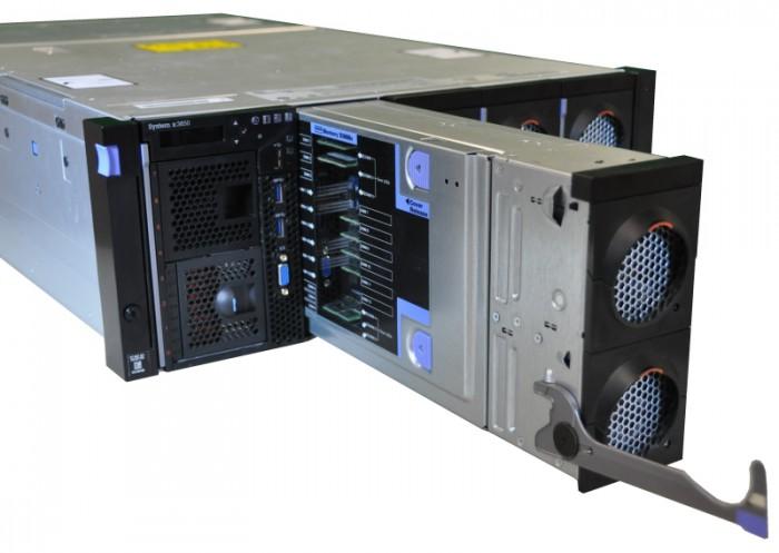 Přehled serverů a síťových uložišť