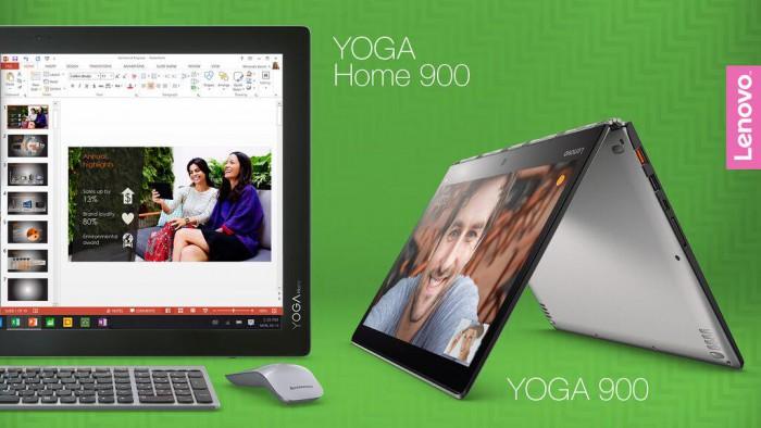 Lenovo představuje nová zařízení Yoga – živě