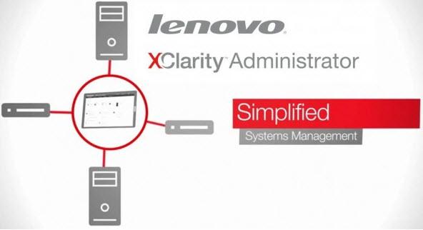 Lenovo XClarity – snadné řízení infrastruktury