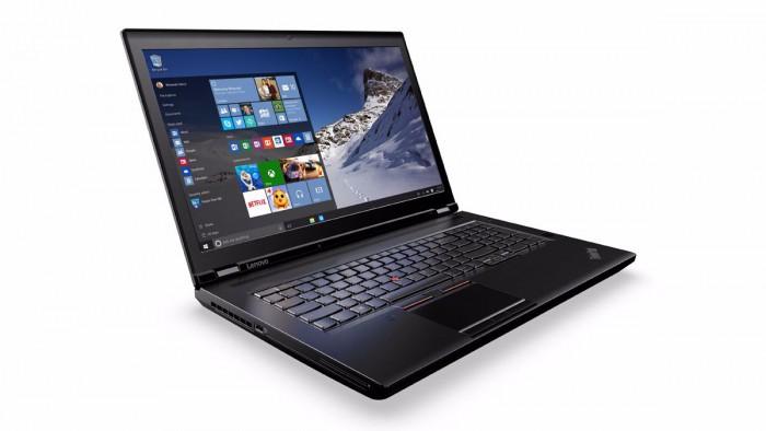 Lenovo ThinkPad P70 – první pohled