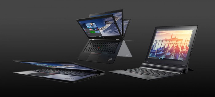 CES 2016: Nový ThinkPad X1 – notebook, konvertibl, tablet