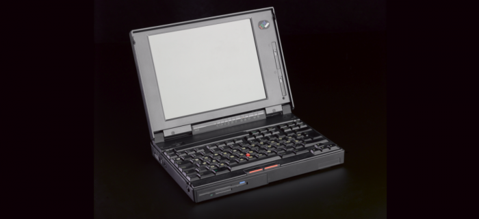 Historie rodiny notebooků IBM/Lenovo ThinkPad: 1995-1999
