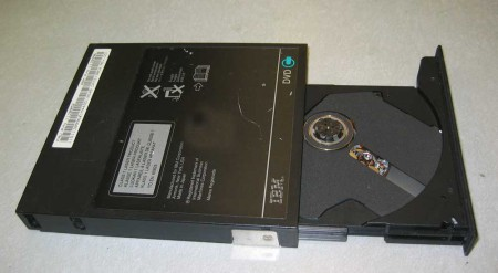 DVD mechanika k modelu ThinkPad 770