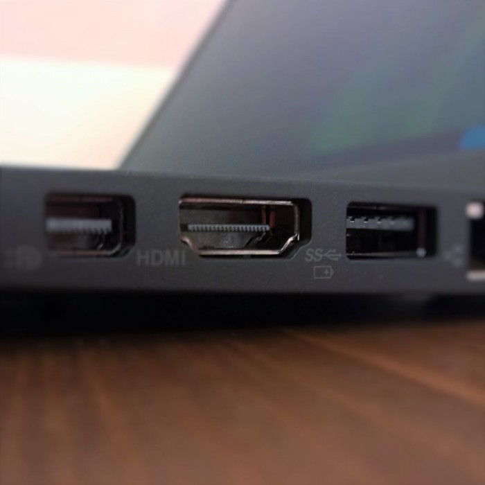 ThinkPady 2016: HDMI namísto VGA