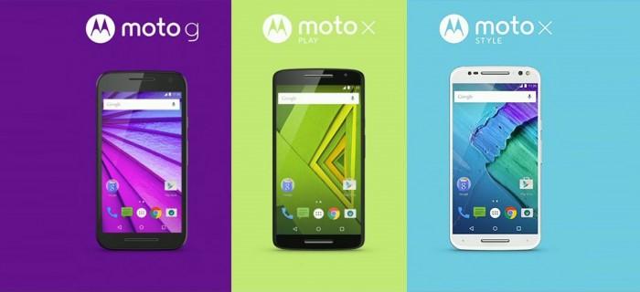 Moto X Force, Moto G a Moto X Play: návrat netopýřích křídel