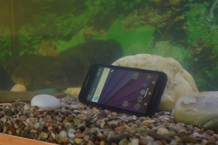 Lenovo Moto G: Vodotěsný pracant s nadprůměrným fotoaparátem