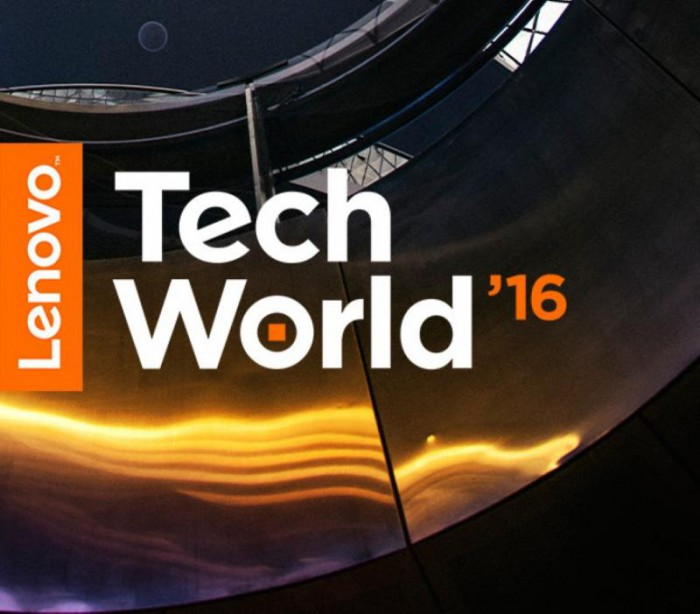 Lenovo Tech World 2016: vize budoucnosti v San Franciscu