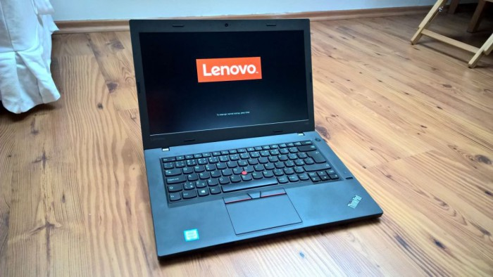 ThinkPad L460: dostupná business class