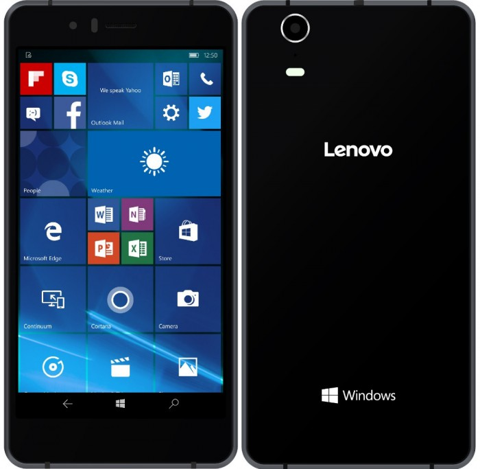 SoftBank 503LV je Lenovo telefon s Windows 10 Mobile