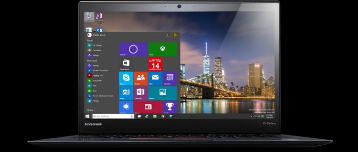 ThinkPad X1 Carbon 4. generace: první pohled