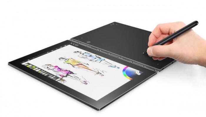 IFA 2016: Yoga 910 a Yoga Book – plno inovací
