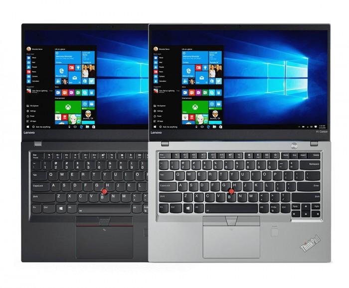 CES 2017: Nový ThinkPad X1 Carbon a X1 Yoga pro rok 2017