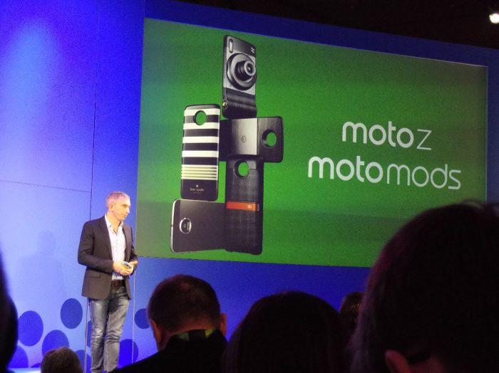 MWC 2017: Platforma Moto Mods a její budoucnost