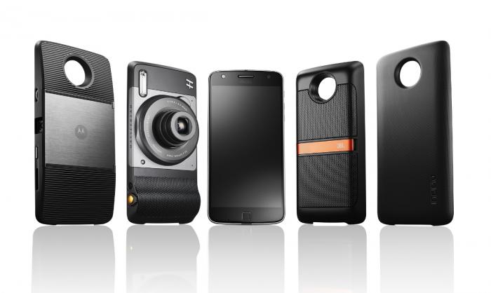 Vymyslete nový doplněk Moto Mods™ pro smartphone Motorola Moto Z™
