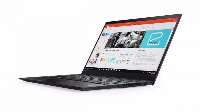 Lenovo X1 Carbon 5. generace – první pohled