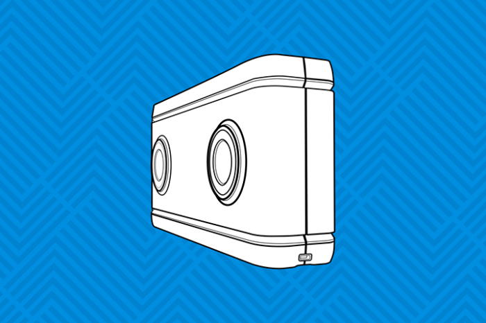 Videa ve virtuální realitě budou zábavná a jednoduchá s Lenovo VR180 kamerou