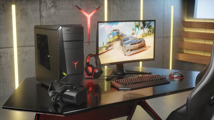 Nová herní zařízení Lenovo v provedení tower přicházejí s neuvěřitelným výkonem