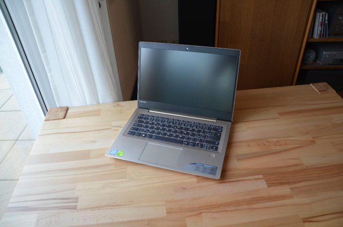 Lenovo IdeaPad 520S – výkonně a stylově