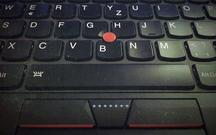 Vždy se rád vracím k ThinkPadu!