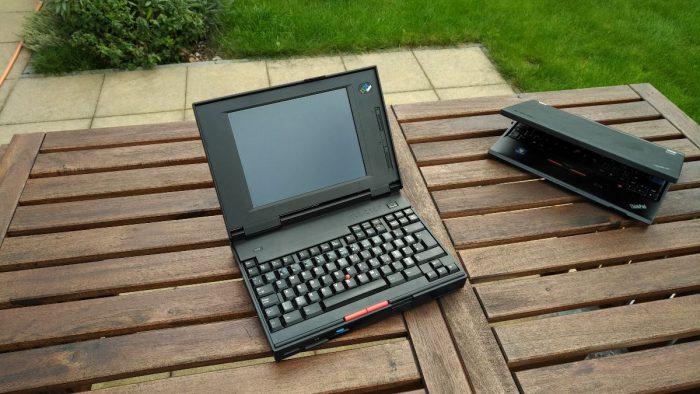 IBM ThinkPad 340CSE: veterán (galerie)