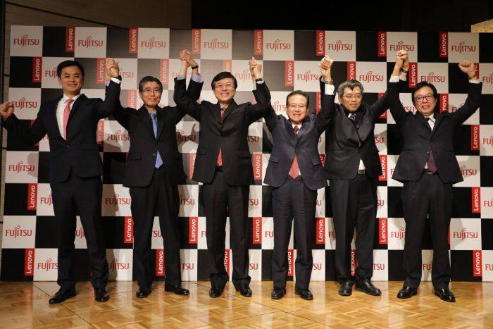 Lenovo, Fujitsu a DBJ oznamují spolupráci v oblasti osobních počítačů