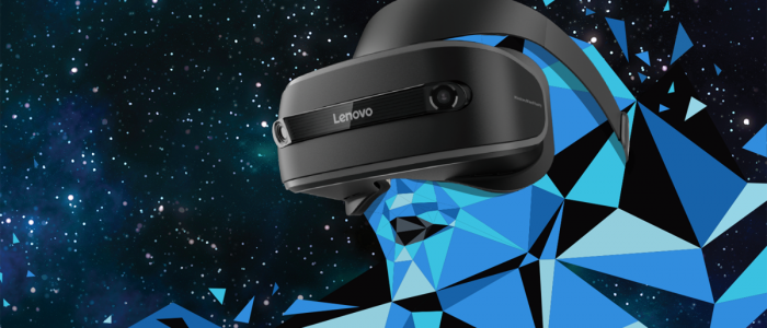 Virtuální realita, rozšířená realita a nové brýle Lenovo pro smíšenou realitu Windows