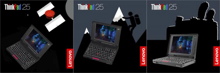Soutěžte o výroční retro notebook Lenovo ThinkPad 25