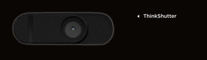 ThinkPady 2018: ThinkShutter aneb konec přelepování webkamery
