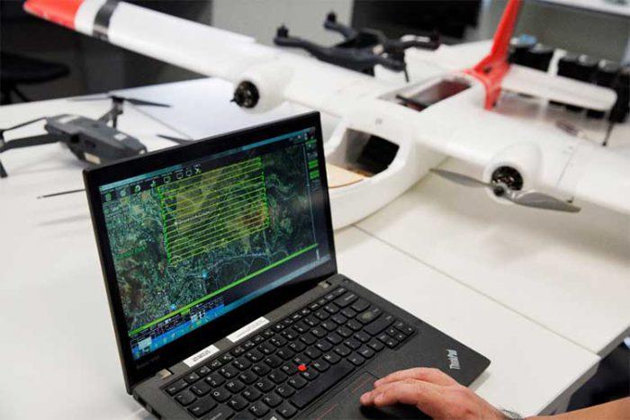 Záchrana divočiny pomocí dronů