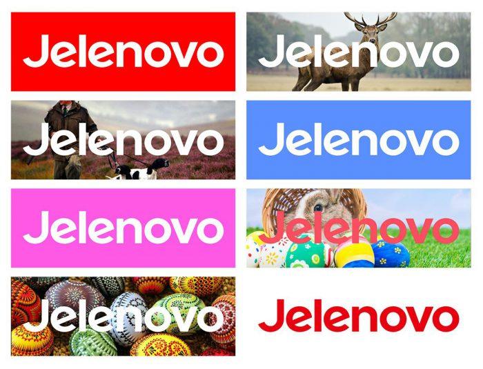 Jelenovo - koláž