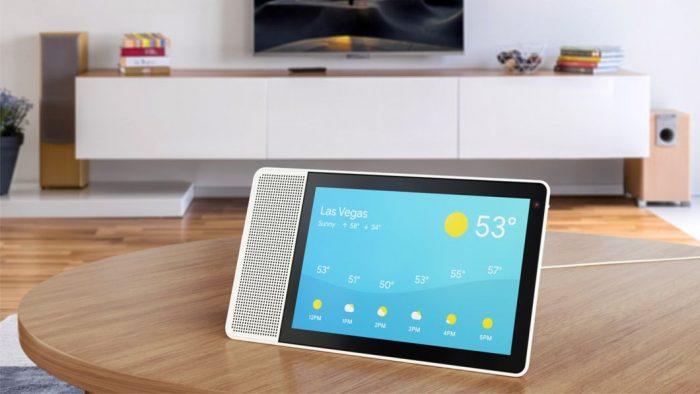 Lenovo Smart Display: domácí asistent s displejem