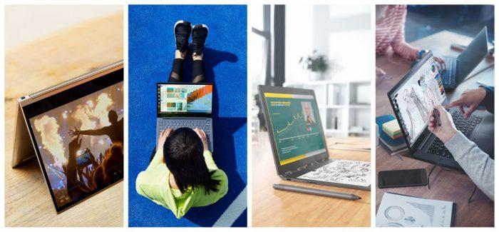 Novinky řad Yoga, YogaBook a ThinkPad oficiálně v ČR