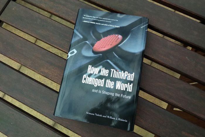 How the ThinkPad Changed the World: zpověď A. Naitoha