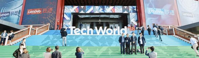 "Lenovo Tech World 2018: ve znamení AI a ""smart"""