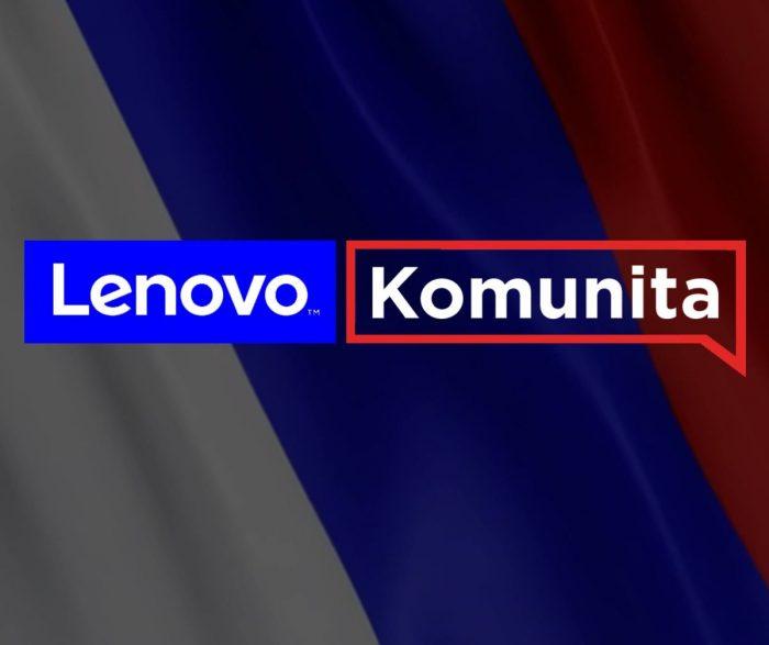 Česko-slovenská komunitní fóra Lenovo
